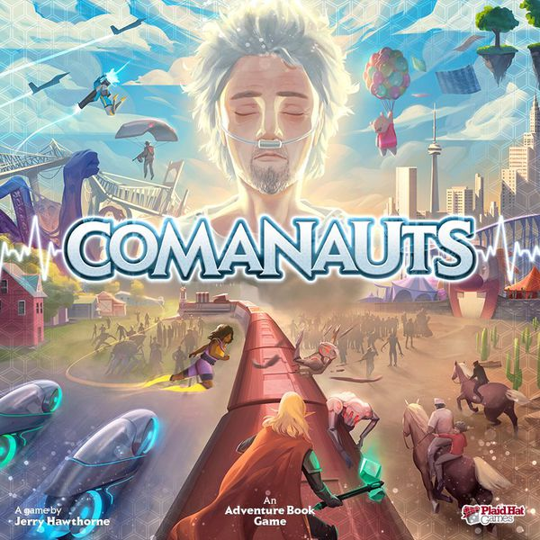 Dream a Little Bigger – A Comanauts Review – Player Elimination